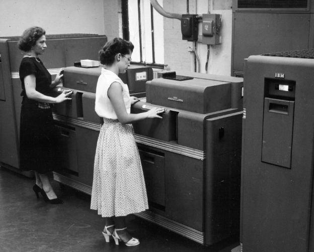 Le Cloud Computing : des années 50 jusqu'à maintenant
