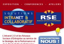 Solutions Intranet et Collaboratif, la 9e édition du salon salons d'informatiques