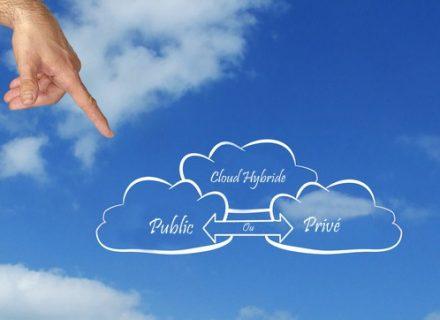 Cloud Hybride, le bon mix entre le privé et le public