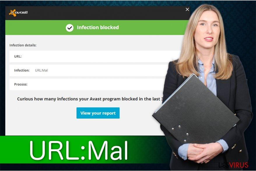 Les attaques via URL malveillant toujours en essor
