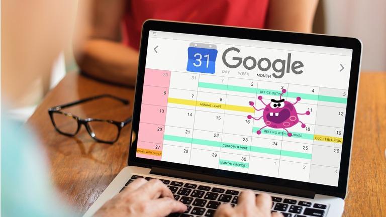 Piratage de Google agenda et recommandations utiles