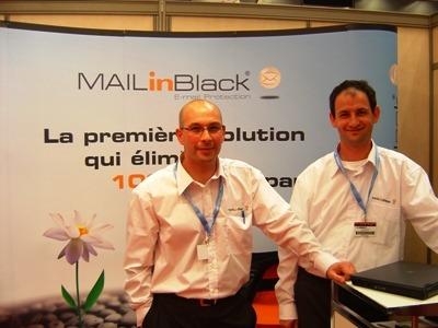 Microsoft et MailinBlack, ensemble pour sécuriser la messagerie des PME